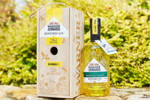 Warner Edwards Honeybee Gin Gift of Nature Edition Box #default