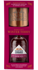 Sloe Gin Winter Toddy Set
