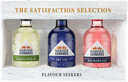 The Satisfaction Selection (3 x 20cl)