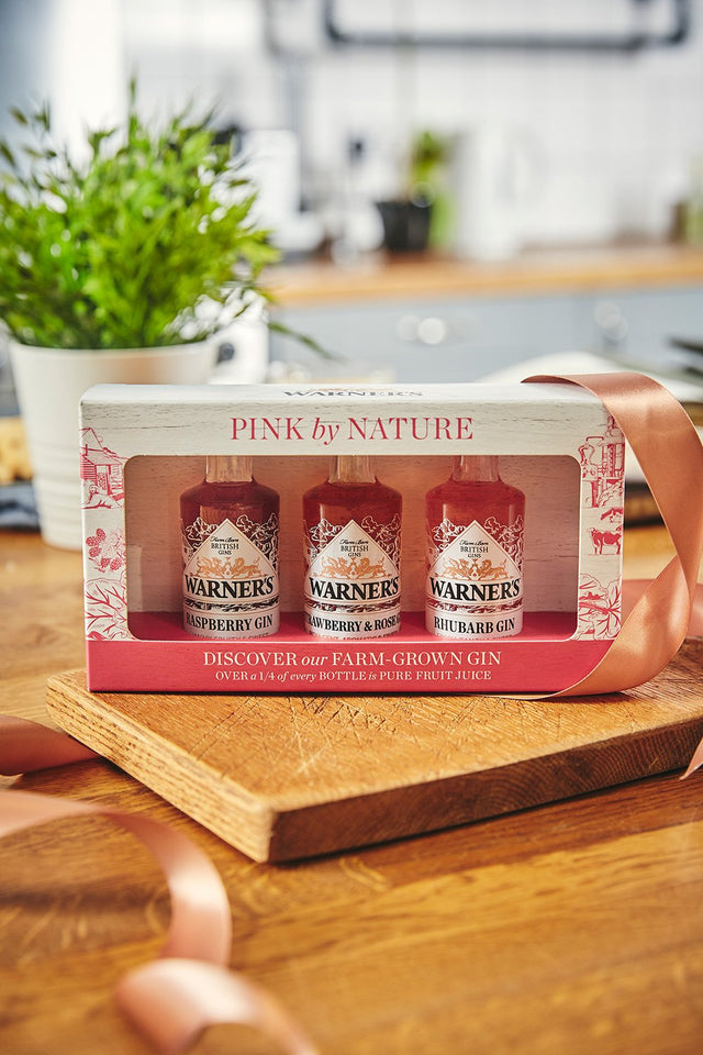 Warners Pink by Nature Pink Gin Gift Set #default