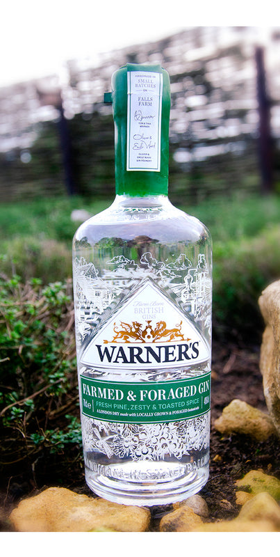 Warner's Farmed and Foraged Gin