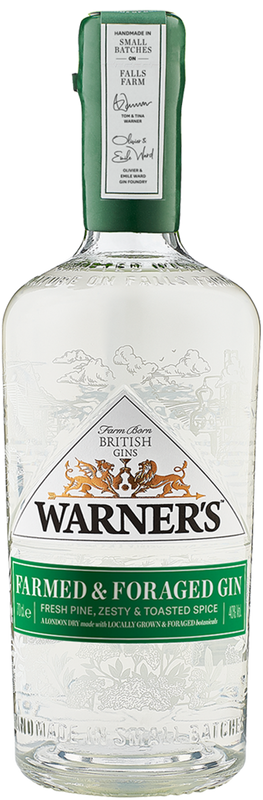 Warners Farmed and Foraged Gin #default