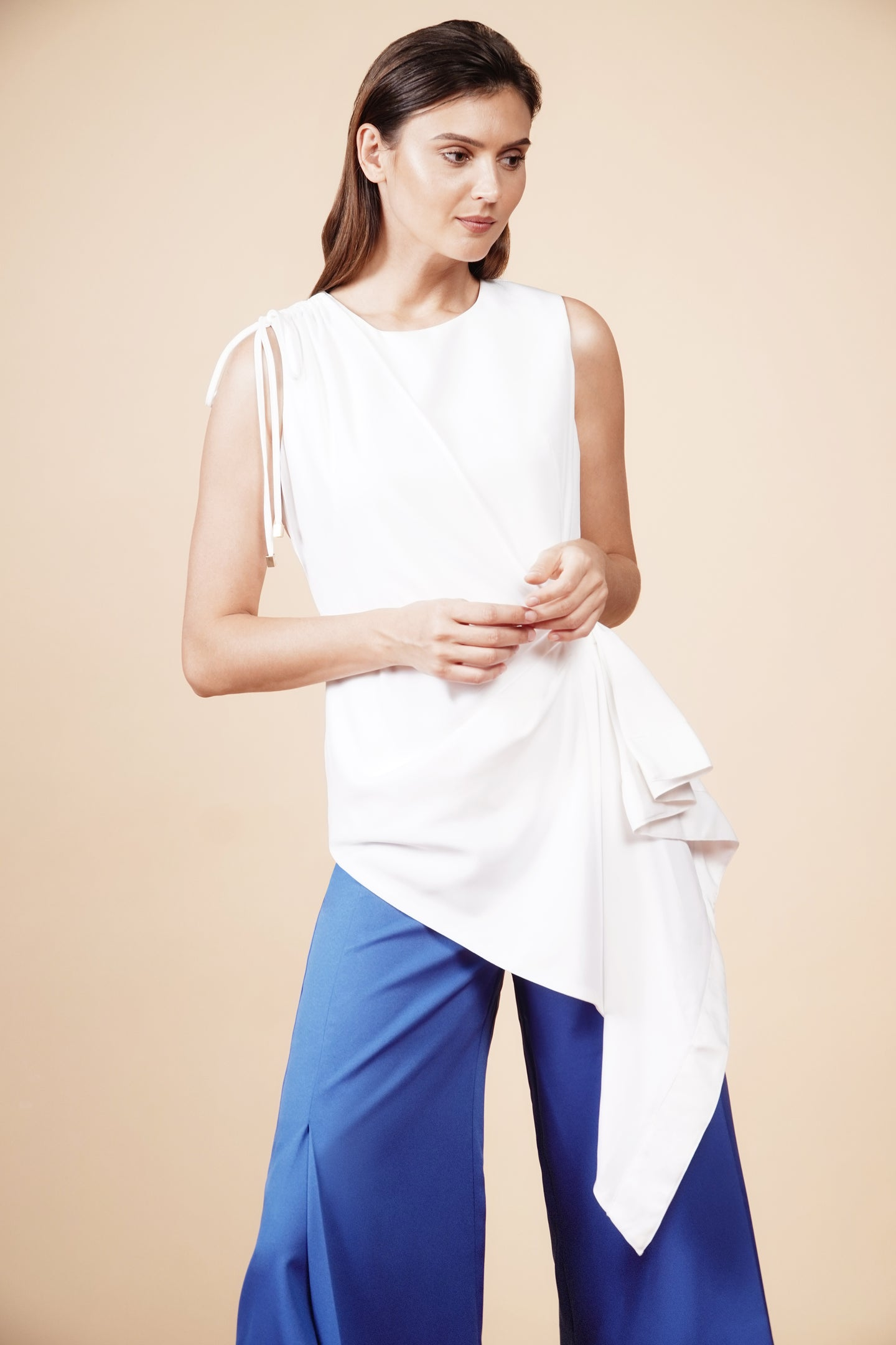 Annapolis Sleeveless Top