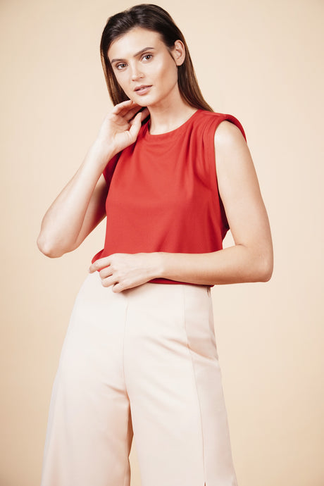 Bonbon Sleeveless Top
