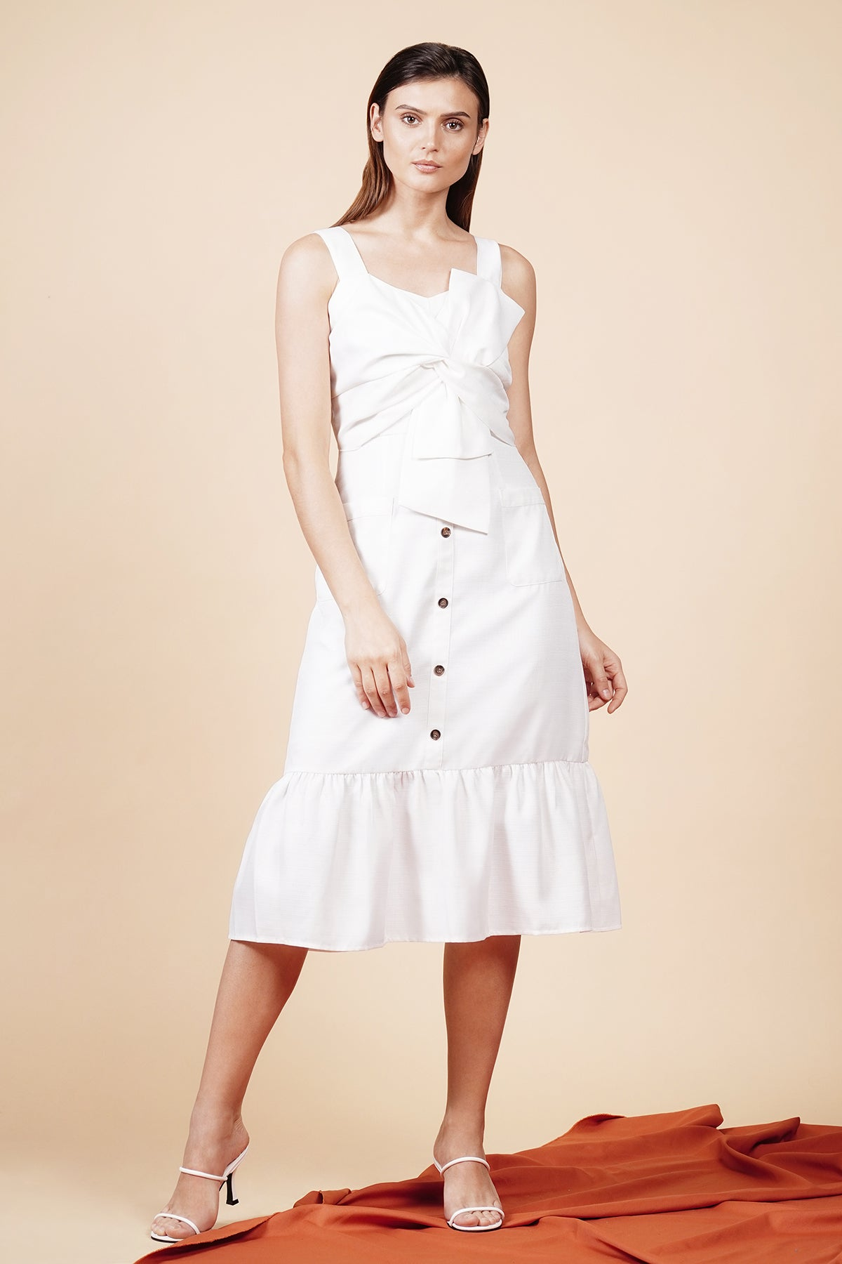 Zoak Sleeveless Dress
