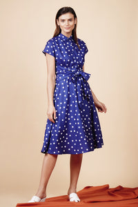 Auckland Short Sleeves Dress