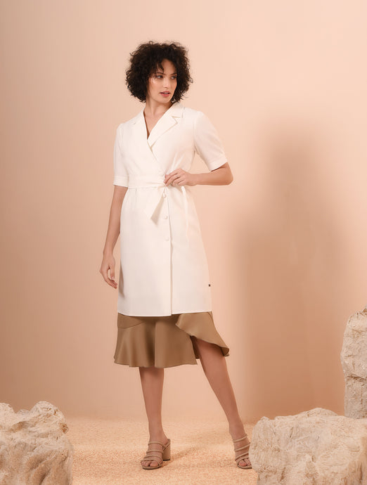 Virgil Short Sleeves Dress
