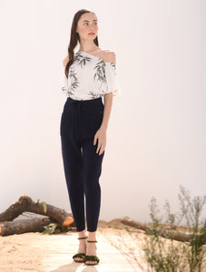 Lunaria Short Sleeve Top