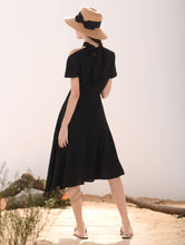 Load image into Gallery viewer, Maxis Short Sleeve Dress