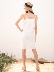 Nock Sleeveless Dress