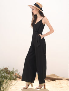 Norm Sleeveless Pantsuit