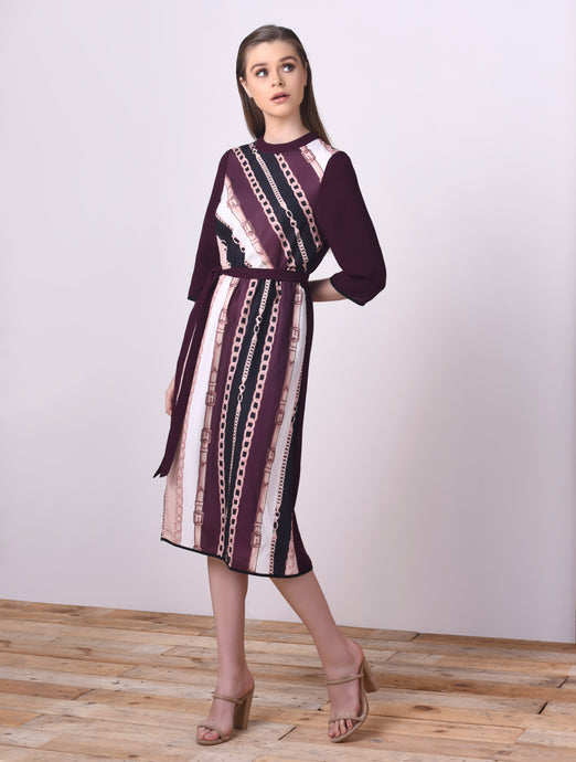 Quarttz Long Sleeve Dress