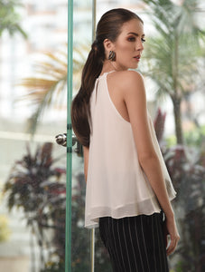 Ledge Sleeveless Top