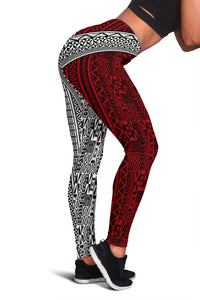 Oriental Leggings - Her Athletic Lifestyle