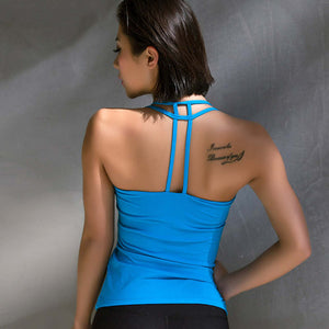 Women Yoga Top - Her Athletic Lifestyle
