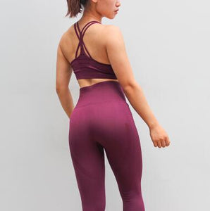 Women Yoga Bra - Her Athletic Lifestyle