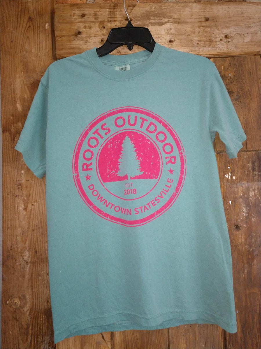 Roots Outdoor Southern Fade T-Shirt 2021