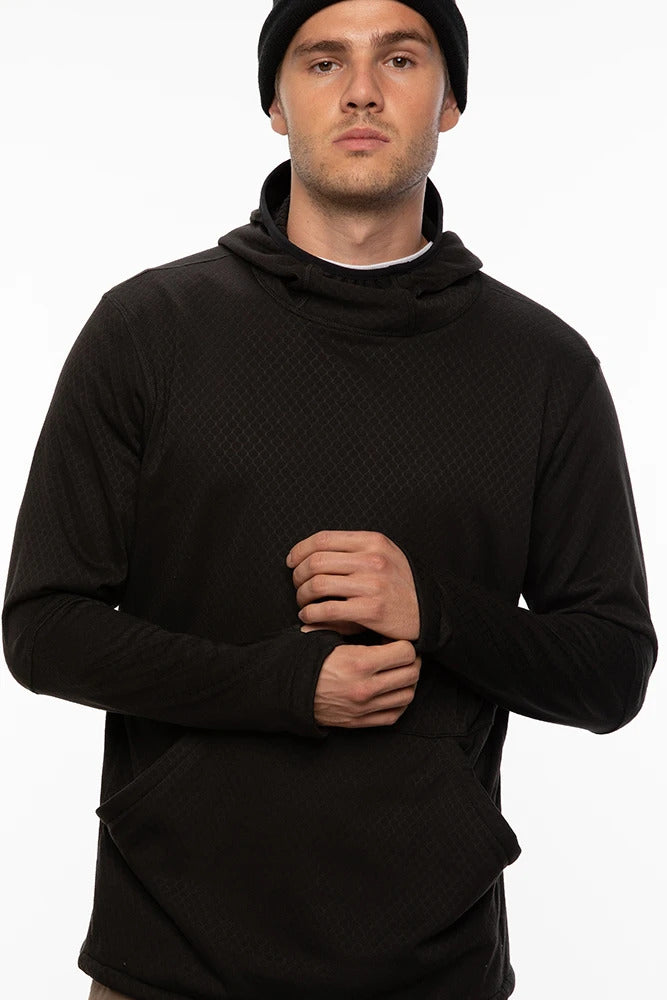 686 Men's Mission Grid Fleece Hoody 2021