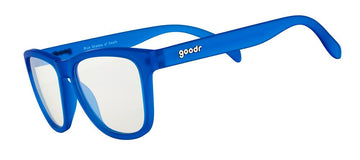 Goodr Blue Shades Of Death Glasses 2021