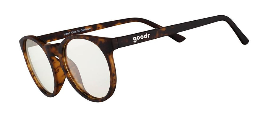 Goodr Insert Coin To Continue Glasses 2021