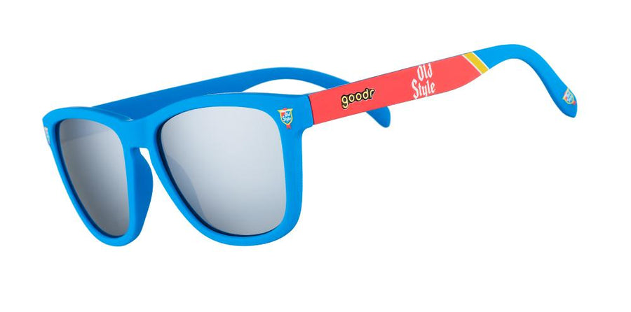 Goodr Kickin' It Old Style Sunglasses 2021