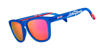 Goodr Union Jack Flash Sunglasses 2021