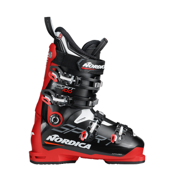 Nordica Men's Sportmachine 100 Ski Boots 2021