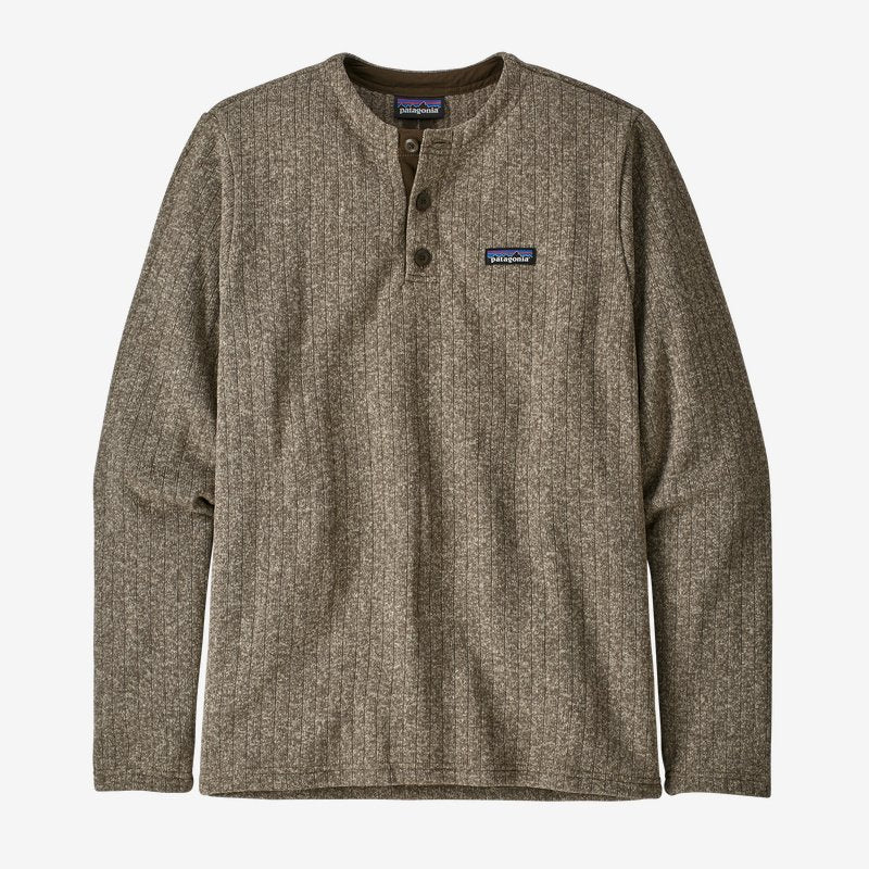 Patagonia Men's Better Sweater Henley Pullover 2020