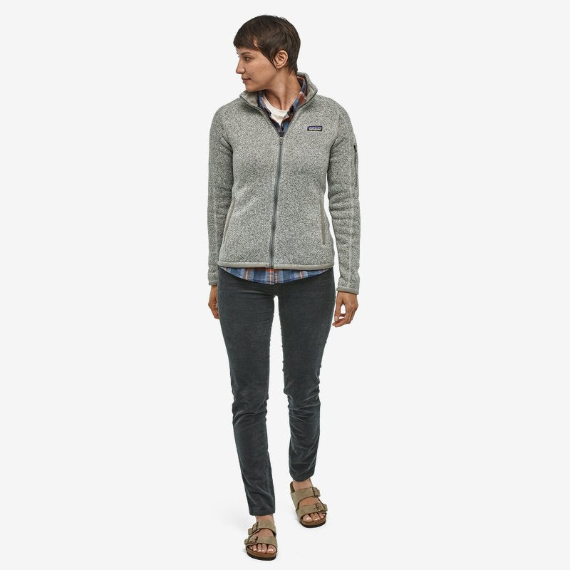 Patagonia Women's Better Sweater Fleece Jacket 2021