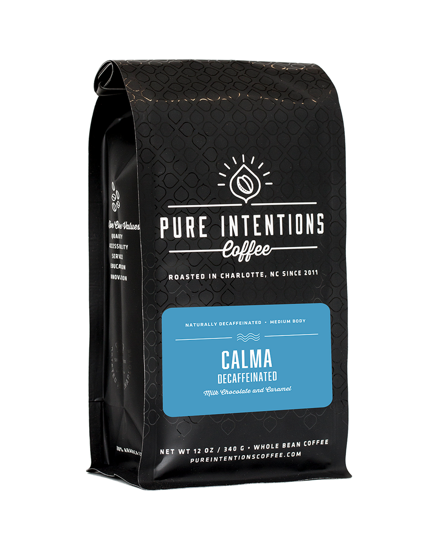 Pure Intentions Calma - Decaf Coffee