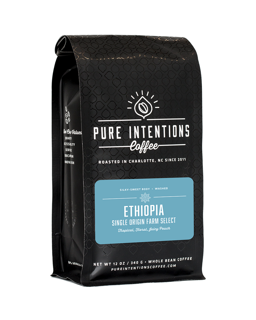 Pure Intentions Ethiopia Various Regions & Small Farmholders Coffee