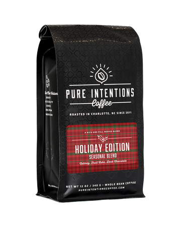 Pure Intentions Holiday Edition 2020 - Coffee