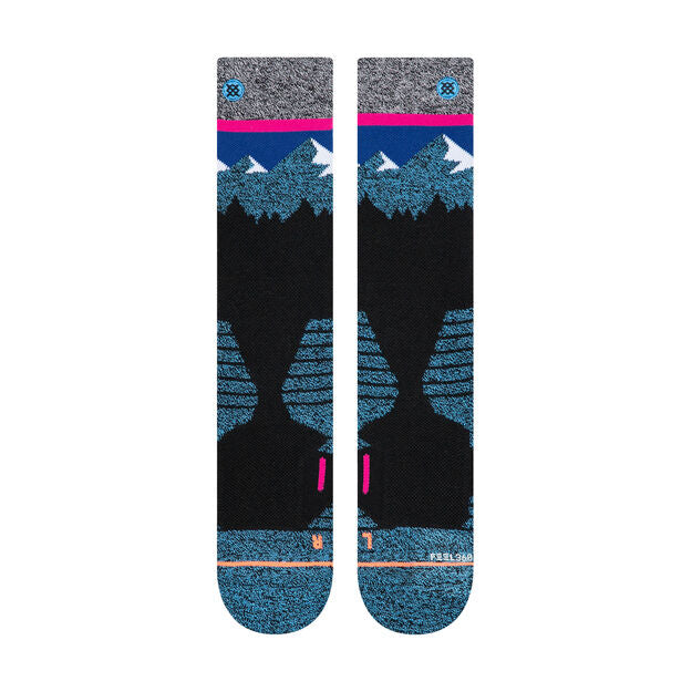 Stance Women's Ridge Line Snow Socks 2019
