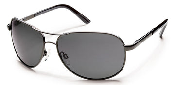 Suncloud Men's Aviator Polarized Sunglasses