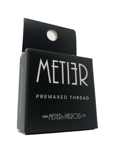 METIER Prewaxed Thread