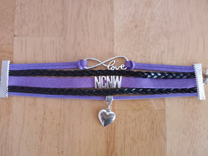 CHIC - NCNW leather bracelet