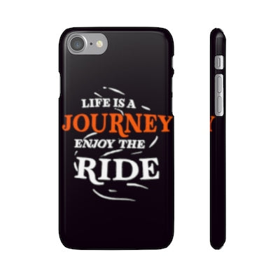 Life is a Journey - Snap iPhone 7 case