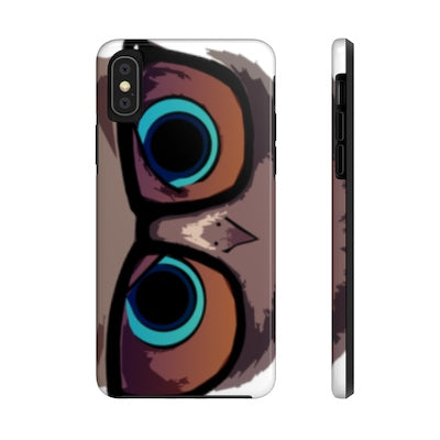 iPhone XS - Owl Eyes