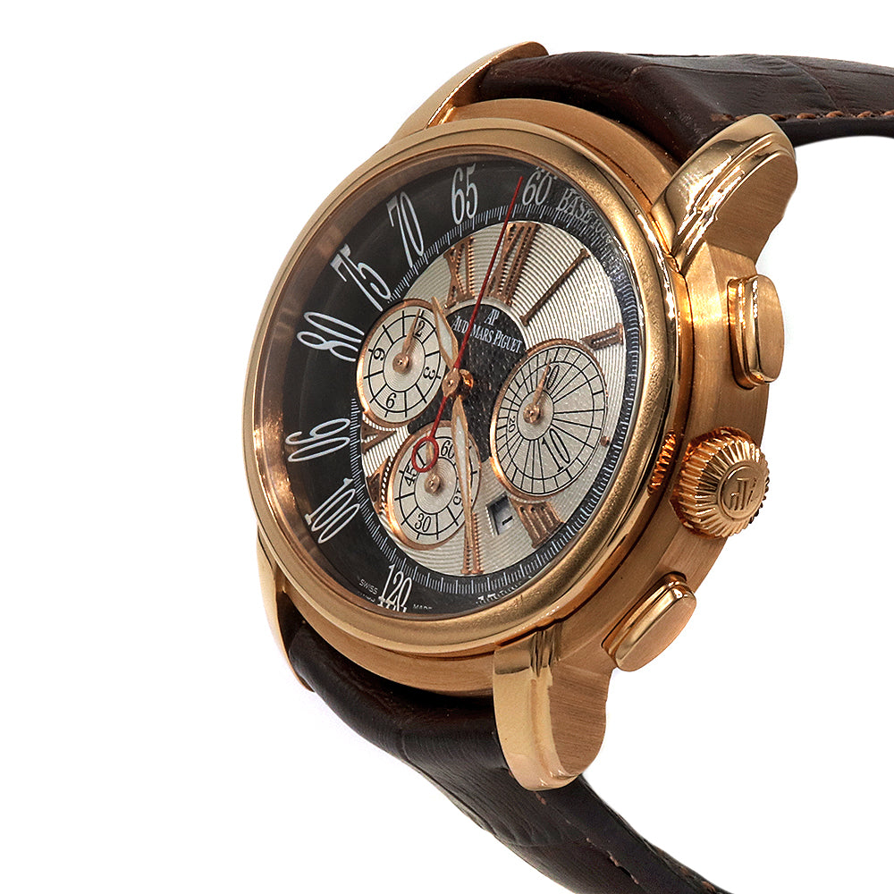 AUDEMARS PIGUET Millenary Chronograph Automatic Rose Gold Men's Watch