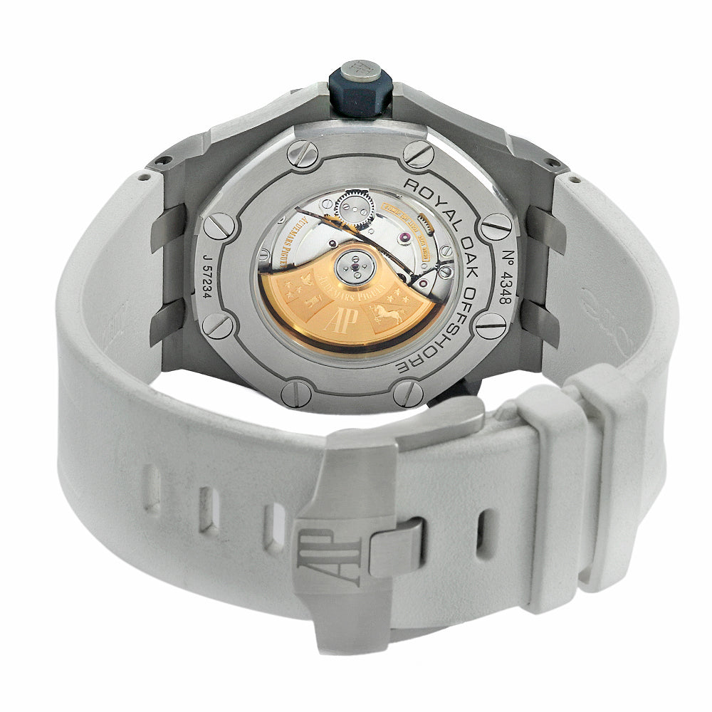 AUDEMARS PIGUET Royal Oak Offshore Automatic Stainless Steel Watch