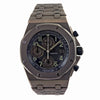 AUDEMARS PIGUET Royal Oak OffShore Chronograph 42mm Titanium Blue&Gray Watch