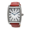 GERALD GENTA SOLO SSO.M.60 18K White Gold Red Band
