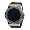 HUBLOT Classic Fushion Special Edition Titanium Brown Rubber Band Men's Watch