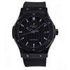 HUBLOT Classic Fusion 45mm Ceramic&Carbon Fiber Dial Rubber Band Men's Watch