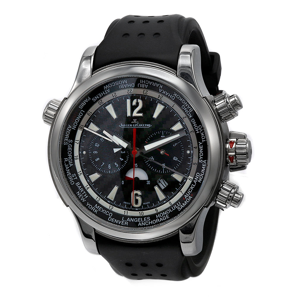 JAEGER-LECOULTRE Master Compressor Chronograph 46mm Limited Edition Men's Watch