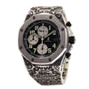 AUDEMARS PIGUET Royal Oak Off Shore 42 mm Stainless STeel Men's Watch with Engraved Bracelet
