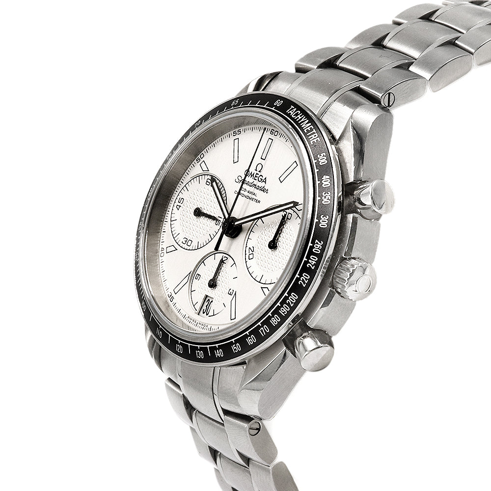 OMEGA Speed Master Racing Chronograph Stainless Steel Automatic Men's Watch 32630405002001