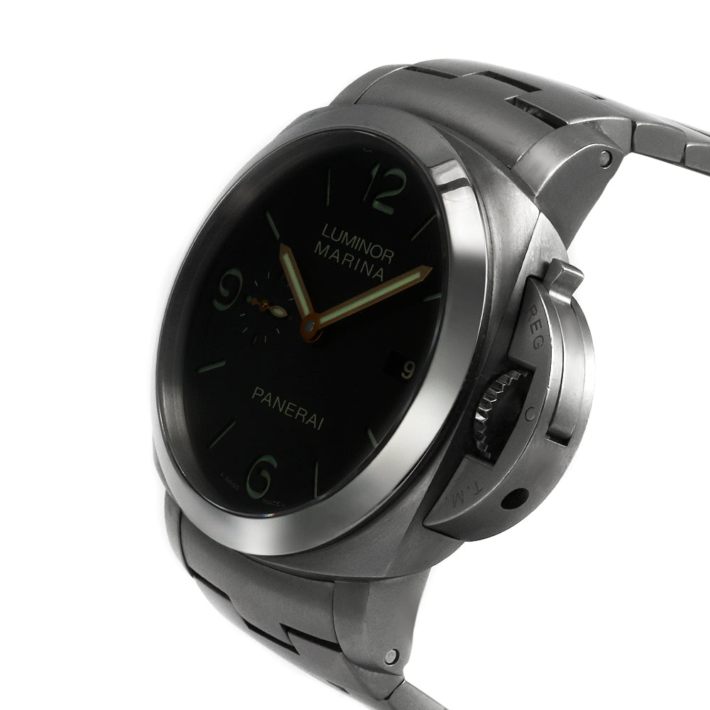 PANERAI Luminor Marina 1950 3 Days Automatic 44mm Titanium Watch