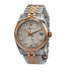 ROLEX DATEJUST TT 31mm STAINLESS STEEL AND 18K ROSE GOLD