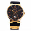 ULYSSE NARDIN Maxi Marine 41mm 18K Rose Gold Men's Watch